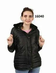 Casual Wear Ladies Winter Jacket