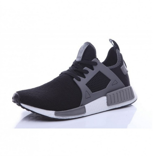 7ce7508203fd Adidas Men    s NMD Runner PK Grey Shoes