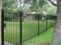 MS And Stainless Steel Wires Fence
