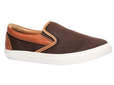3bf76611fecc70 Bata North Star Brown Casual Shoes For Men F851473000IN, Size: 7 8 9 ...