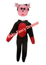 Kids Ninja Cartoon Costume
