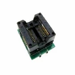 SOP20 to DIP20 Wide 300 mil Programmer Adapter