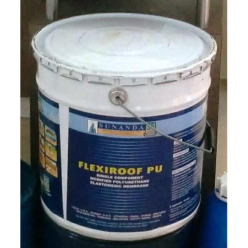 Polyurethane Based Coating - High Elongation PU Based Waterproof