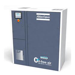 SF-MED Oil-free Scroll Compressor