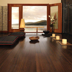 Sapeli Natural Wooden Flooring