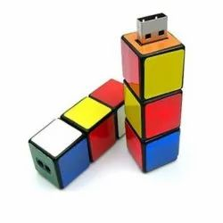 Cube Shape USB Pen Drive