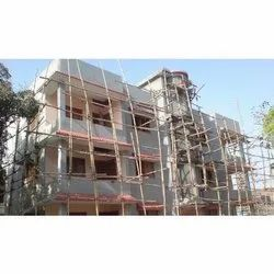 Concrete Frame Structures Residential Projects Construction Project Services, Waterproofing System