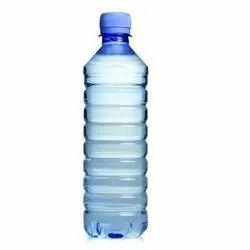 Blue Plastic Water Bottle,  Cap Type: Screw Cap, Capacity: 1 Litre