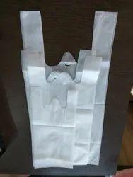 W Cut & D Cut Sigma Non Woven Carry Bags ( Plain ), Capacity: 2kg
