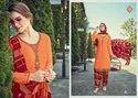 Tanishk Fashion Royal Silk Vol-10 French Crape Patiyala Type Dress Material