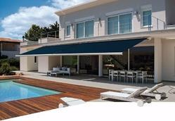 Designer Retractable Awning