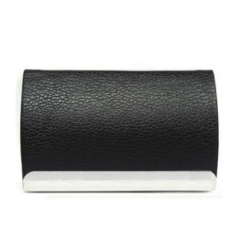 Black leather business visiting card holder size 9x55 cm rs 250 black leather business visiting card holder size 9x55 cm reheart Choice Image