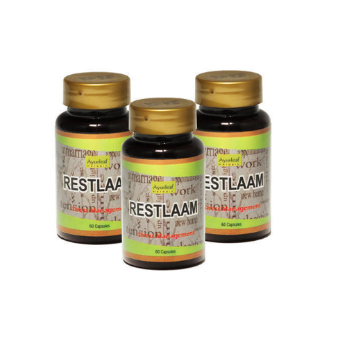 Stress Management Capsules, Packaging Type: Bottle