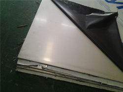 Stainless Steel 316L Sheet 2B MATT PVC (No.4 Finish)