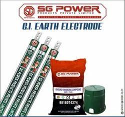 SG R225 GI Earth Electrode