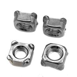 MS Weld Nut JIS, For Industrial, Square