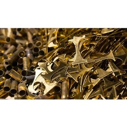 Golden Recycle Brass Scrap, For Melting