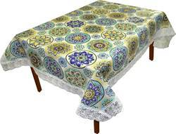 Abstract 2 Seater Table Cover