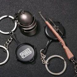 PUBG Pubg Game Metal Alloy Keychains