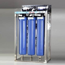 60 LPH Industrial RO Water Purification Plant