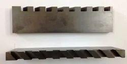 Graphite Wiper Blades for Thin Film Evaporator