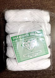 White Cotton Cord