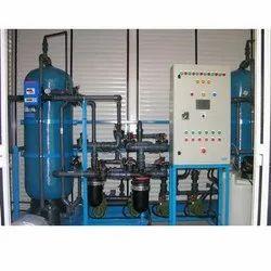 Grey Effluent Water Treatment Plant