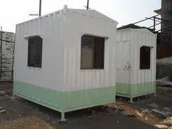 Steel Security Cabin