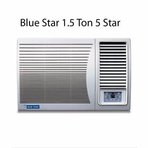 1.5Ton 5 Star Blue Star Window Air Conditioner