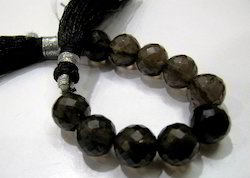 Smoky Quarts Beads