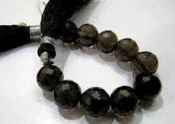 Smoky Quarts Beads