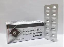 Montelukast Fexofenadine HCL Tablets