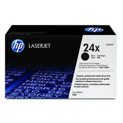HP Q2624A 24A Black Laser Toner Printer Cartridge