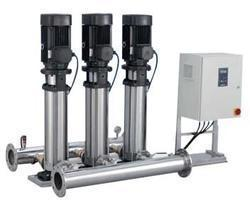 Multistage Vertical  Hydropneumatic System