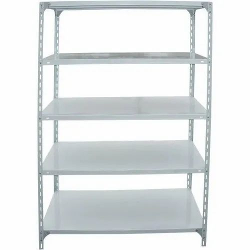 Colored Slotted Angle Racks