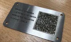 QR Code Engraving