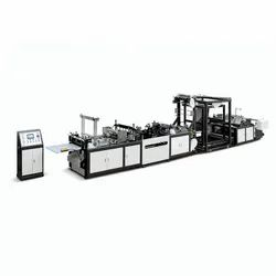 OS-B600 Fully Automatic Non Woven Bag Making Machine