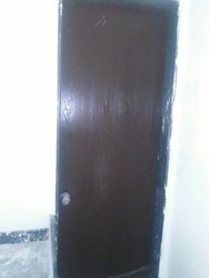 Solid Hinjed PVC Laminated Door, For Home, Balcony