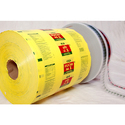 200 Meter Printed Yellow Moisture Proof Ghee Packaging Film Roll