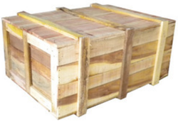 Natural Wood Wooden Box, For Party Supplies