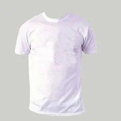 Printed Half Sleeves Round Neck T Shirt