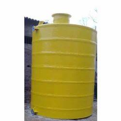 PP FRP HCL Storage Tanks