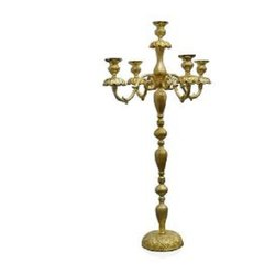 4302 Fancy Candle Stand