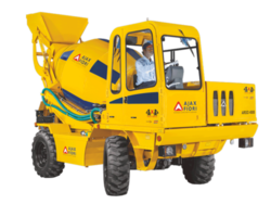 Hire Lease Self Loading Transit Mixer On Rent