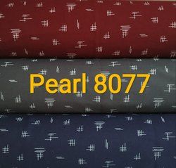 Pigment Print 3 Colour Printed Shirting Fabric, Machine Wash, 150-200