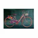 Hero Cycles Bianchi Green And Ktm Orange Hero Girls Miss India Floura 26t Cycle, Size: 26 T
