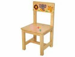 Wooden Nursery Chair