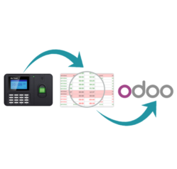 Odoo HRMS Software