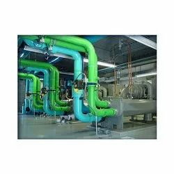 Air Conditioning Water Treatment Plant Installation
