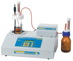 Automatic Karl Fischer Titrator, AquaCal10